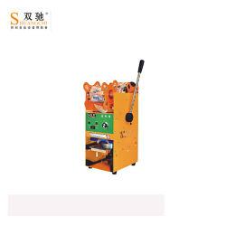 Elektrische Cup-Sealer Van De Machine Met Handmatige Cup-Sealer