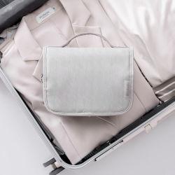 مصنع بيع بالجملة سفر بنية حقيبة عالة علامة تجاريّة مستحضر تجميل حقيبة كيس رجال يحلق حقيبة سفر بنية حقيبة