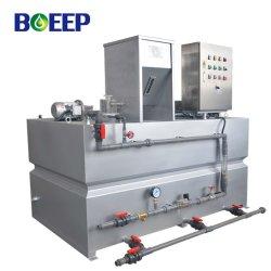 L'équipement écologique Système de dosage automatique de traitement de l'unité de préparation de polymères