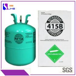 100% 순도의 프레온 냉매 가스 R415b