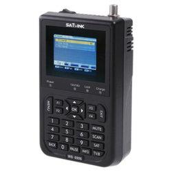 Satlink WS 6906 Satellite Finder DVB-S2 950MHz-2150MHz SIGNAL Meter DVB-S مقياس الباحث عن القمر الصناعي الرقمي