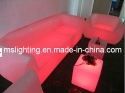 أريكة خفيفة / أثاث LED