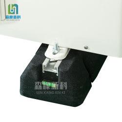 Personalizado de la fábrica de la bomba de calor Amortiguadores Amortiguación de parachoques de pies de goma Universal para aire acondicionado