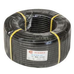高品質の低価格PVC波形のプラスチック適用範囲が広い波形の管(NL206)