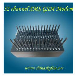 32 Modem Kanal G-/MGPRS am Befehl, Wavecom Modul
