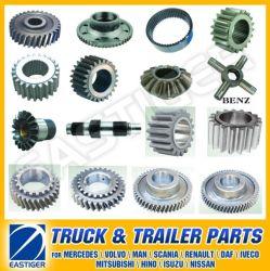 Über 150 Feld-Kraftübertragung-Spirale-Kegelradgetriebe-Autoteilen