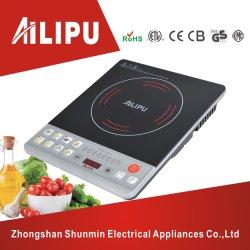 Appuyer sur le bouton Contrôle de la haute qualité à faible Watt Cuisinière à induction
