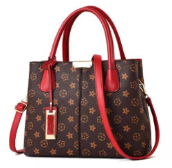 Moda Reusable elegante portabilidade de compras sacos simples de ombro para mulher handbag