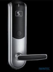 핫 세일 Porosb 소프트웨어 호텔 잠금 RFID 디지털 도어 잠금 장치 시스템