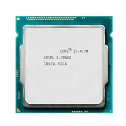 Ordinateur de bureau CPU I3-4170 utilisé 3.70GHz