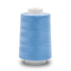 100 % polyester Core-Spun fils à coudre 40S/2 Thread Seiwng Textile tissu