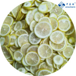 Sinocharm Brc-a homologada IQF rodela de limão Limão congelados