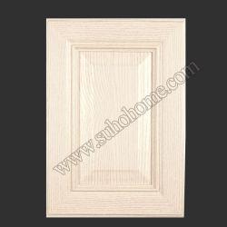 PVC-Verpackung Kitchen Cabinet Doors Zz70b (Beige Eiche)