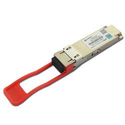 Generisch kompatibles 100GBASE-LR4 QSFP28 1310nm 10km Dom Optisches Transceiver Modul