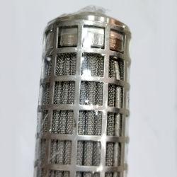 Solución Industrial Filtration el tratamiento con filtro mecánico textil vela