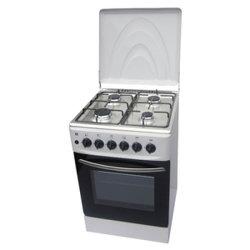 4 queimadores a gás permanente gratuito fogão com forno
