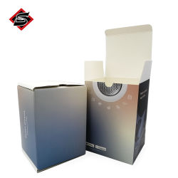 Настраиваемые внутри и вне зависимости от пакета курьерской доставки транспортные ящики из гофрированного картона логотип