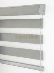 Stromausfall Doulbe Schicht-Rollen-Vorhang-Tag und Nacht Vorhänge beendet