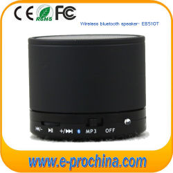 Mini haut-parleur Bluetooth portable avec lecteur de carte Micro SD