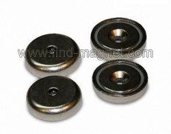 Magnético Alnico Pot
