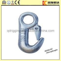 مشبك أمان ذو خطاف انطباق DIN5299d مزود ببرغي