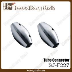 Petit tube en acier inoxydable 304/316/Bar connecteur (SJ-F227)