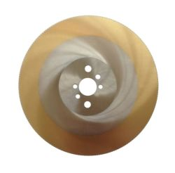 Lame de scie circulaire HSS pour la coupe de l'aluminium (SED-HSSB-TA)