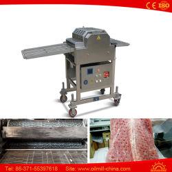 Nhj400-II en acier inoxydable Steak de boeuf tendres Tenderizer viande électrique de la machine
