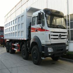 De Vrachtwagens van de Stortplaats van de Kipper van Beiben van Benz van het noorden 8X4 voor Verkoop