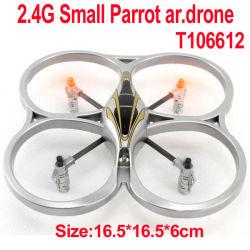 소형 앵무새 Ar. 무인비행기 4 축선 2.4G 4CH Quadcopter 의 3D RC UFO 장난감