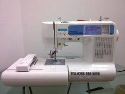 Цепь внакидку вышивка машины для домашнего использования вышивкой и швейные машины
