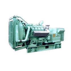 Deutz MWM TBD234-V8の静止した内陸の発電機駆動機構のディーゼル機関