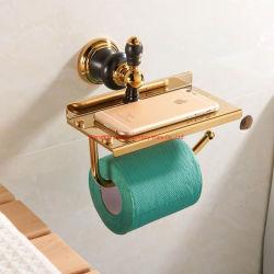 Держатель туалетной бумаги ванной оборудование серебристый цвет держателя бумаги современные ванные комнаты аксессуары