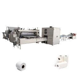 Автоматическая кухонное полотенце бумаги и туалетной бумаги машины производственной линии
