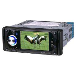 automobile DVD con il GPS, Bluetooth, Anlaog TV, radio, iPod, USB/SD dell'affissione a cristalli liquidi di 4.3inch TFT