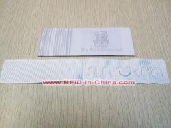 RFID industrial Gestión de la ropa de etiqueta de servicio de lavandería