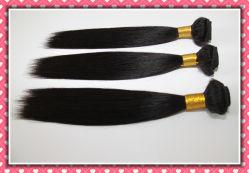 9Un Tissage de cheveux vierges brésilien droites