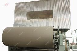 80T 골판지/카톤 기계/판지 용지/재활용 기계/크래프트 Papermachine Line
