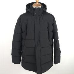 Зимняя одежда мода Padding Parka мужчин обманное движение вниз куртка Наружный износ