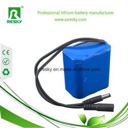 휴대용 의료 기기를 위해 재충전용 2s4p Li 이온 건전지 7.4V 8800mAh