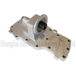 6ISBE6.7 Cummins 6ISDE6.7 del motor de la cabeza del filtro de aceite 4983355 4931572
