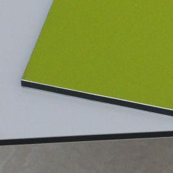 ACP PVDF Coatead Aluminium Composite voor muurdecoratie