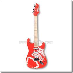 OEM Style St Solidwood guitare électrique (EGS111-D)