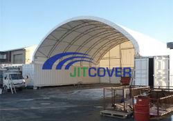大きい容器の記憶の避難所、貯蔵倉、鉄骨構造の倉庫(JIT-4040C)