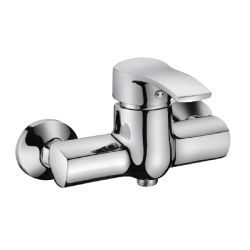 최신 판매 단 하나 손잡이 금관 악기 샤워 목욕탕 꼭지 (H01-105)
