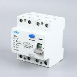 Alta Qualidade um magnético tipo RCCB 4p 10030mA (FCL1) China Disjuntor RCD ELCB