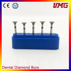 Fornitore professionista superiore di diamante dentale Burs