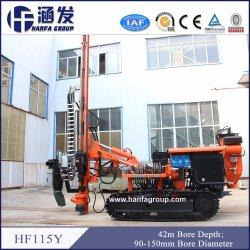 Orifício de brusone equipamento de perfuração de mineração de ouro (HF115Y)