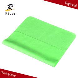 クリーニングの接眼レンズのためのMicrofiberの布は布をきれいにする