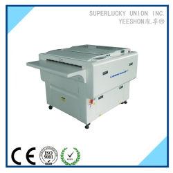 Processador CTP UV para 1200 mm da placa Max Placa Fotopolímeros fazendo a máquina